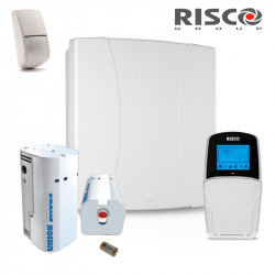 Kit LightSYS RISCO + Fumigène