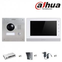 DAHUA - Kit Interphonie IP...