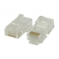 Pack de 10 connecteurs RJ45...