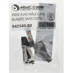 ELBAC CABLES - Pack de 10...